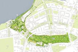 STrauma Landschaftsarchitektur Berlin landscape architects Landesgartenschau 2013 Prenzlau