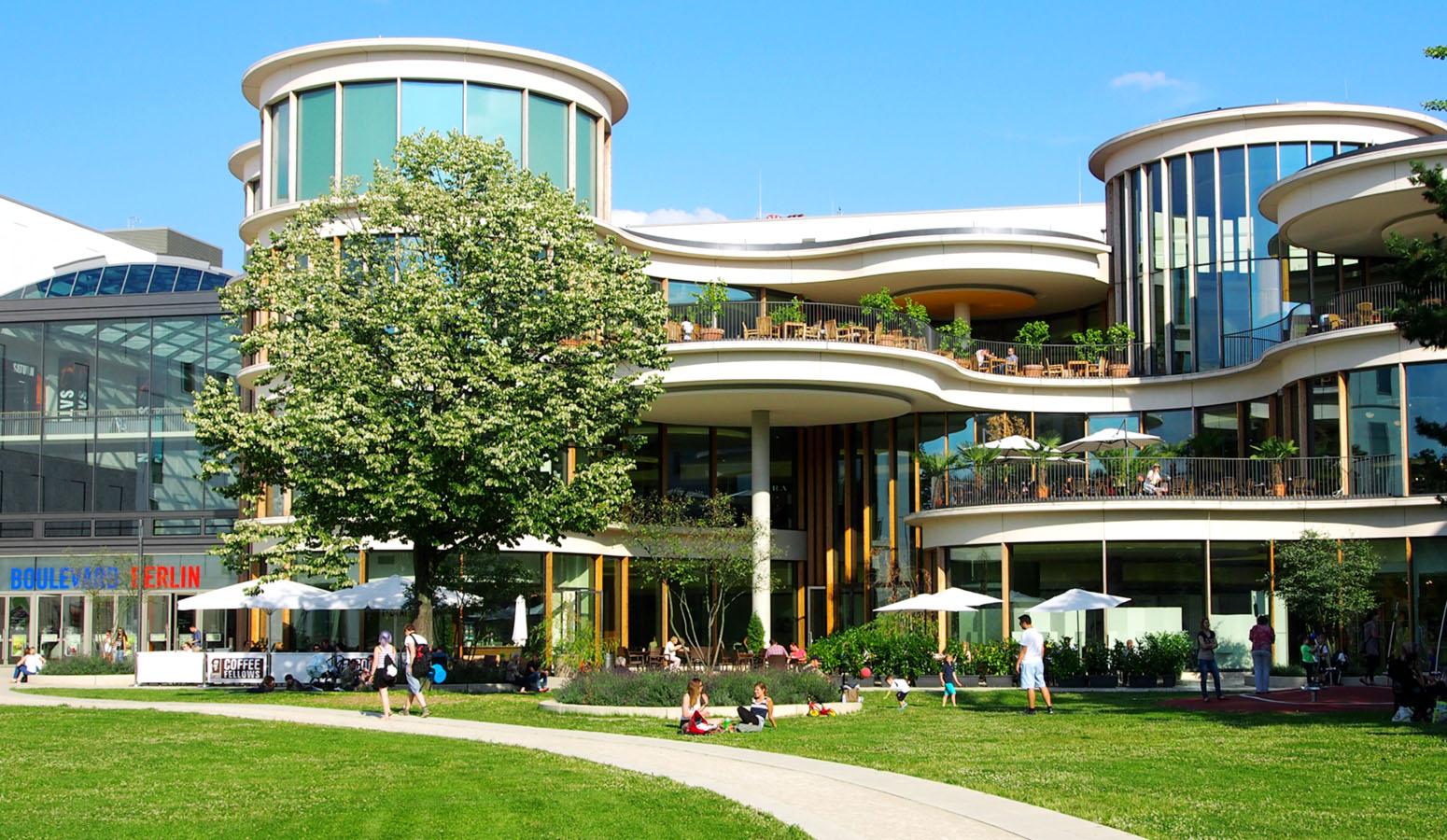 STrauma Landschaftsarchitektur Berlin landscape architects Harry Bresslau Park Berlin Lageplan
