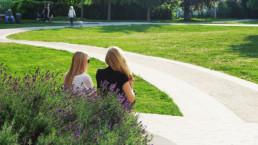 Harry Bresslau Park Berlin Landschaftsarchitektur