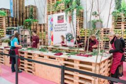 STrauma Landschaftsarchitektur Berlin landscape architects Internationale Grüne Woche 2019 Berlin