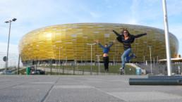 STrauma Landschaftsarchitektur Berlin landscape architects Stadion Energa Gdańsk Lageplan