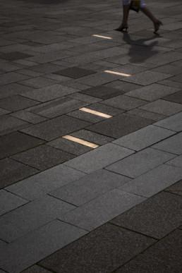 STrauma Landschaftsarchitektur Berlin landscape architects Fußgängerzone Wiesbaden Details