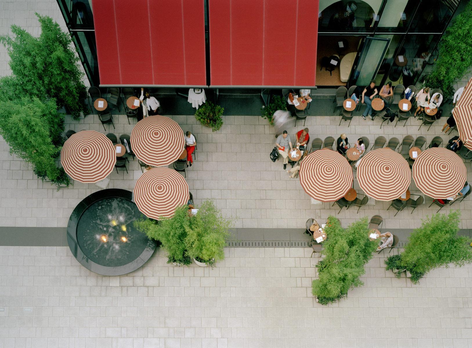 STrauma Landschaftsarchitektur Berlin landscape architects Marstallplatz München Kaffee