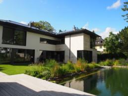STrauma Landschaftsarchitektur Berlin landscape architects Hausgarten Grunewald Badeteich