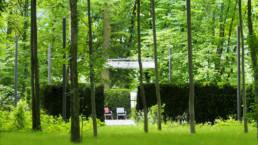 STrauma Landschaftsarchitektur Berlin landscape architects Bad Ischl Schattengarten Lichtspiele im Schattengarten Installation