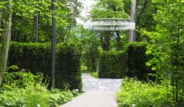 STrauma Landschaftsarchitektur Berlin landscape architects Bad Ischl Schattengarten Lichtspiele im Schattengarten