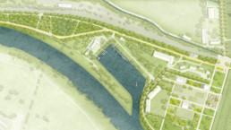 STrauma Landschaftsarchitektur Berlin landscape architects Höxter Lageplan