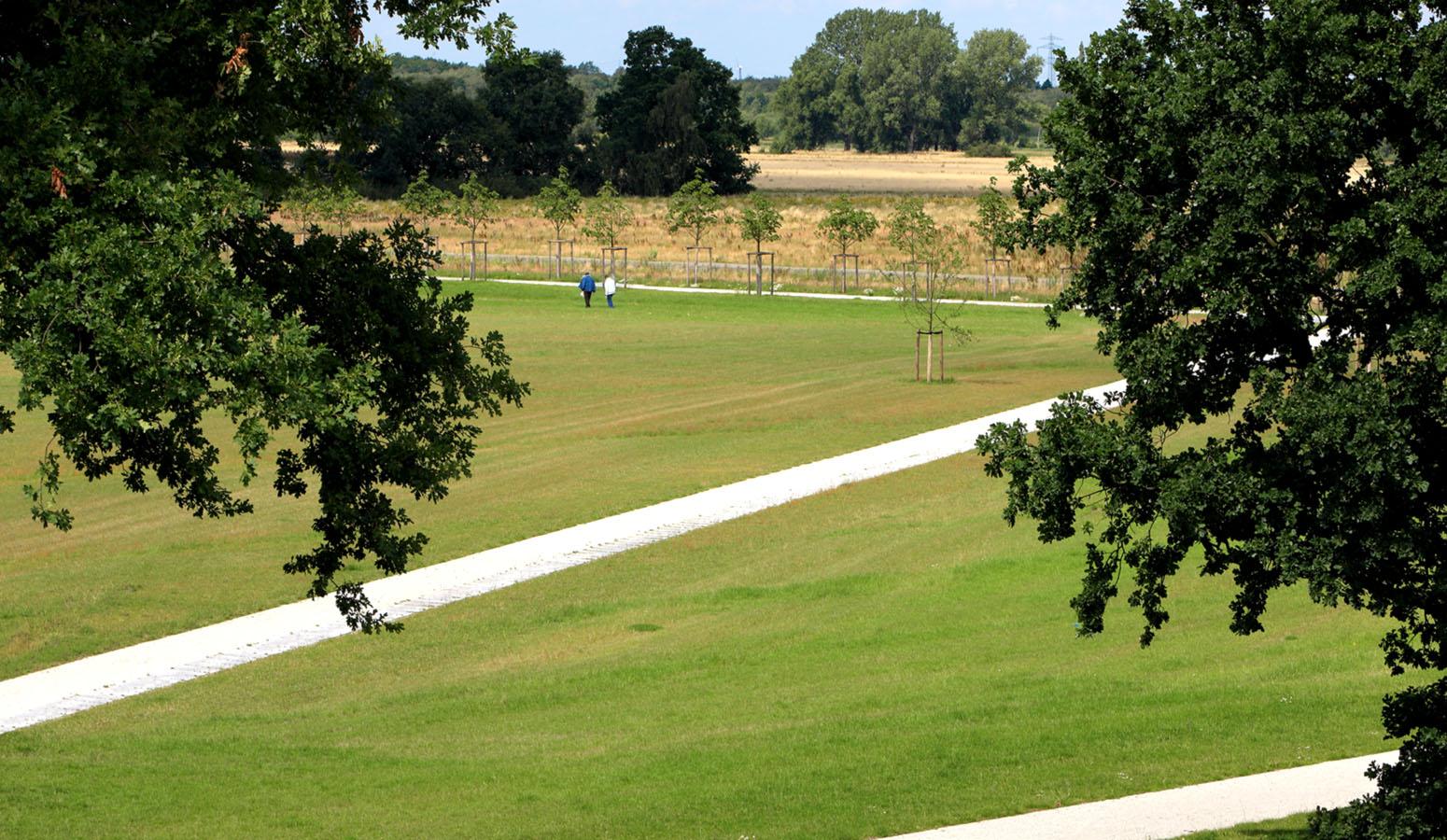 STrauma Landschaftsarchitektur Berlin landscape architects Fischbeck Neugraben Parkanlage