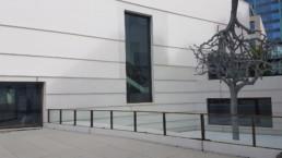 STrauma Landschaftsarchitektur Berlin landscape architects Jüdisches Museum Frankfurt am Main Außen