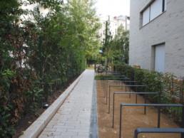 STrauma Landschaftsarchitektur Berlin landscape architects Enckestraße Berlin Spielplatz Privatgarten