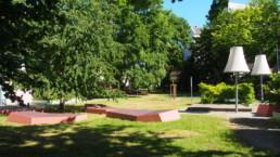 studentenwohnheim siegmunds hof berlin st raum a landschaftsarchitektur